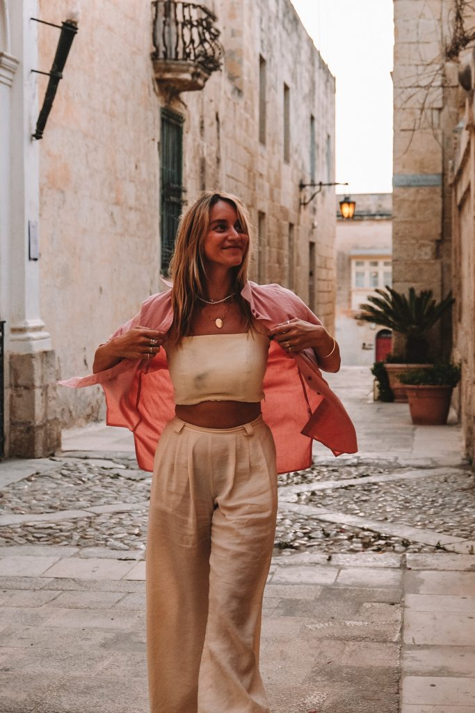 Mdina city Malta