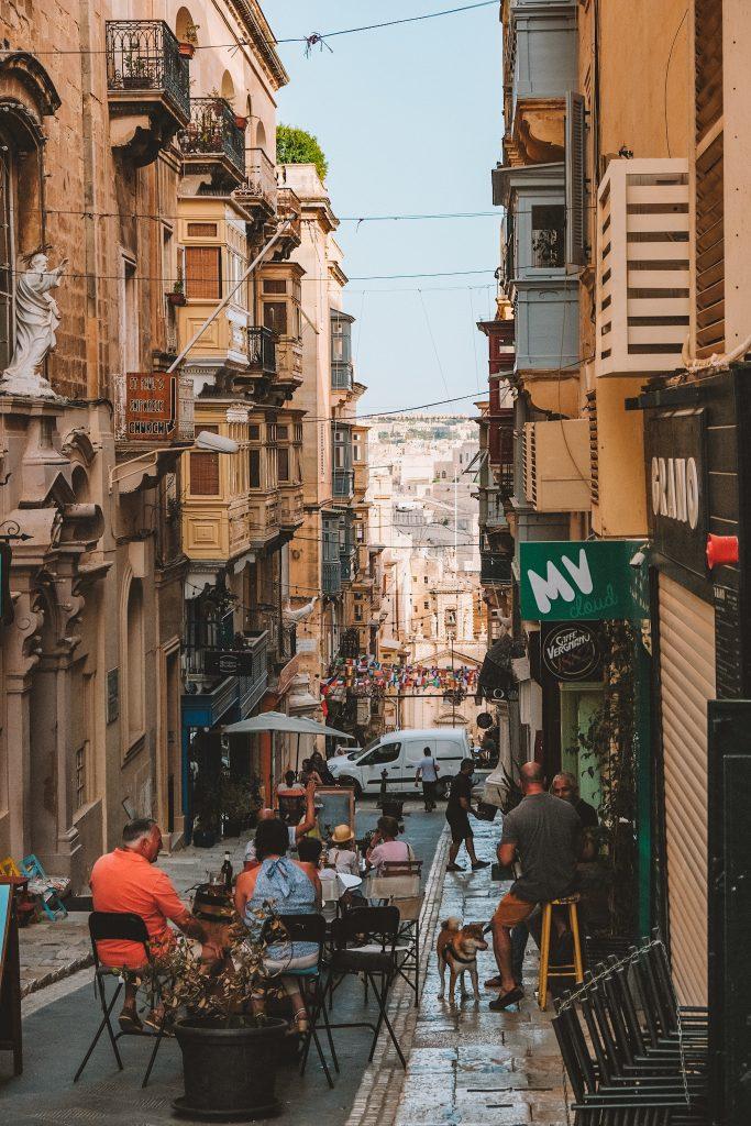 Valetta City Malta