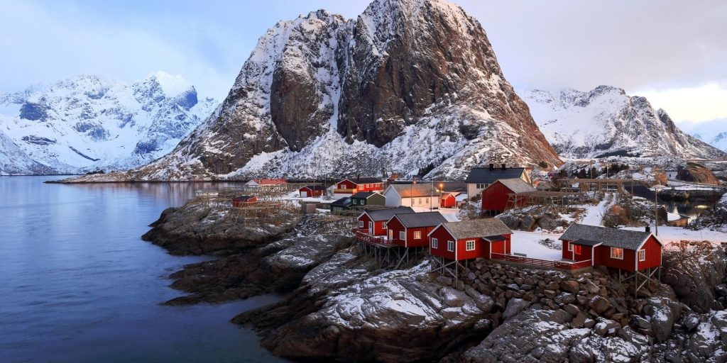Accommodation Northern Norway