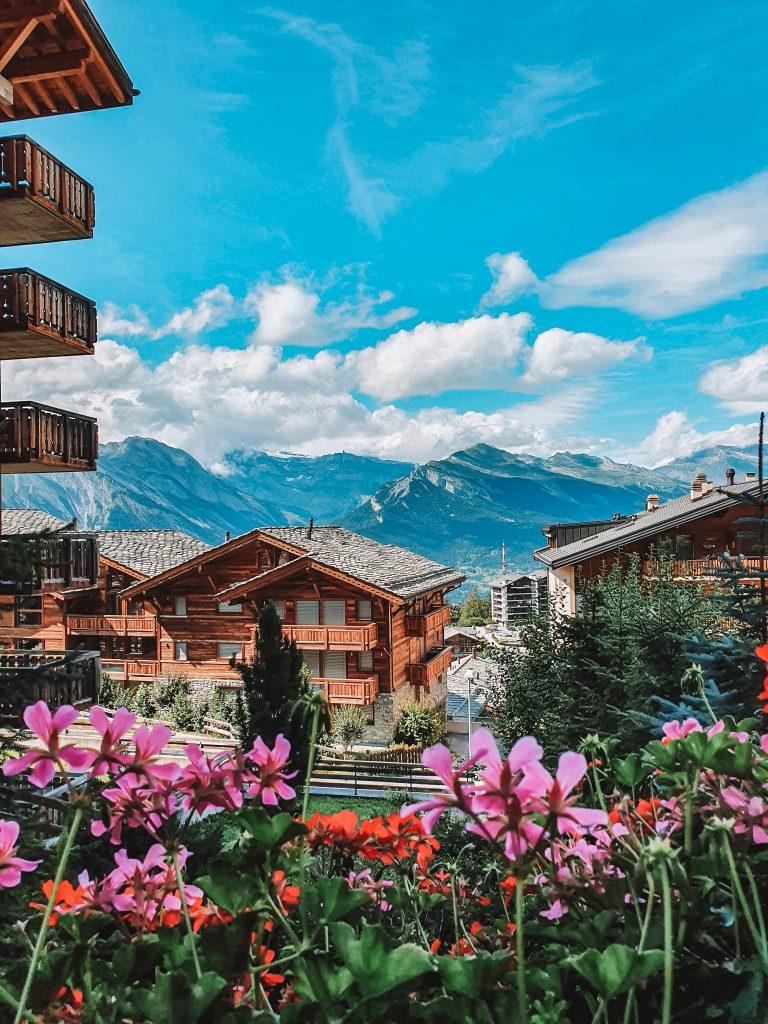 Apartment Switzerland on a budget