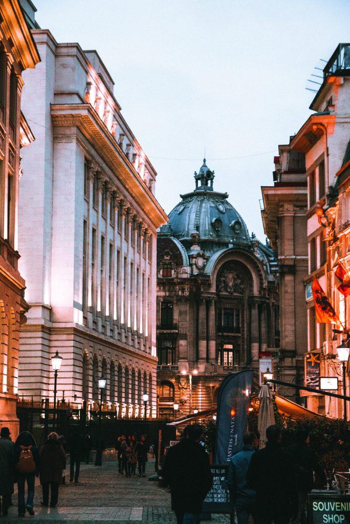 Bucharest, perfect workation