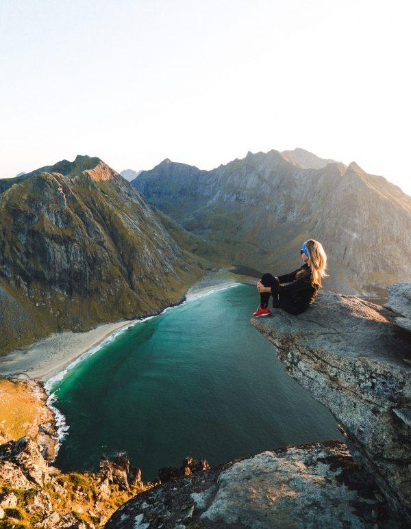 Northern Norway view