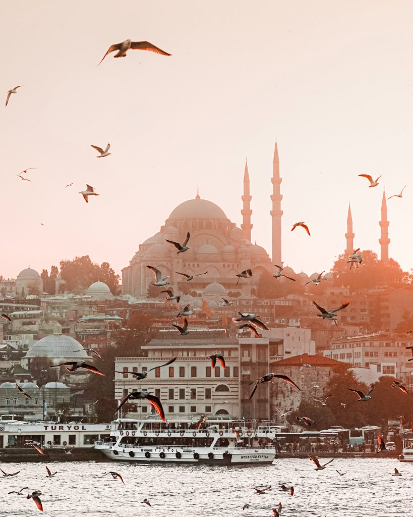 Workation Istanbul