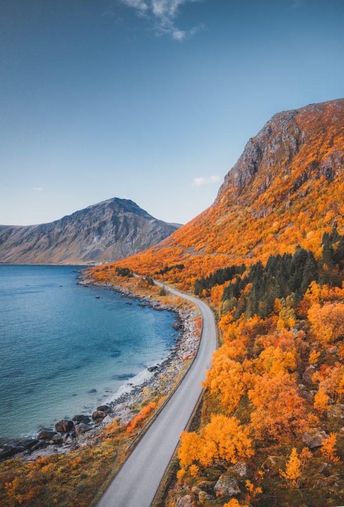 Norja, Lofoten, Northern Norway