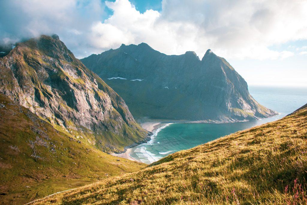 Lofoten Norway, secret islands