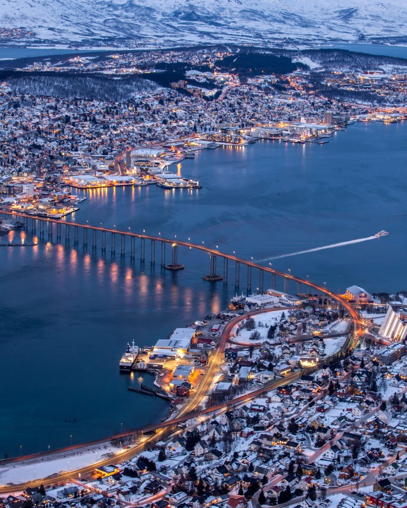 Tromso Northern Norway