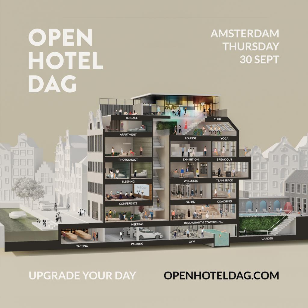 Open Hotel Dag