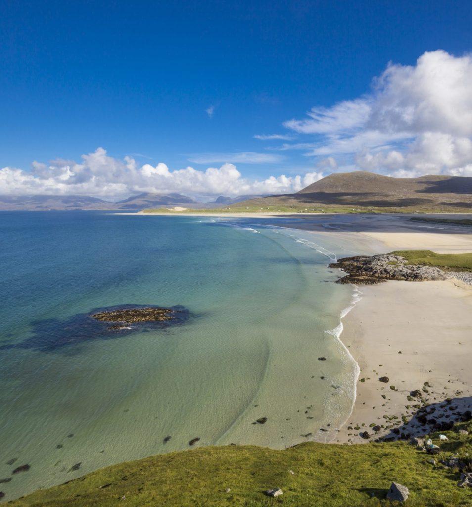 Luskentyre Sands, Scotland islands